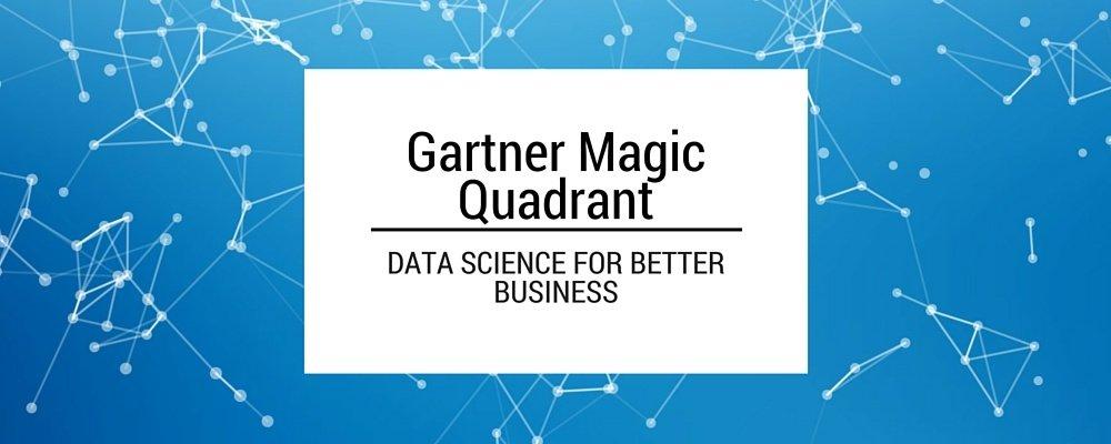 Gartner Magic Quadrant Data Science for Better Business, by Simon Arkell, Predixion Software, CEO