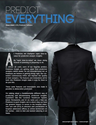 """January 8, 2014:  """"Predict Everything"""" contributed by Simon Arkell (CEO of Predixion Software) in RediscoveringBI"""